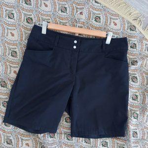 Adidas Black Size 8 Shorts